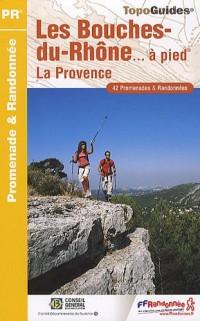 Les Bouches-du-Rhône à pied : La Provence
