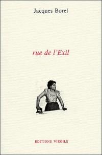 Rue de l'exil