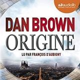 Origine [Livre audio]
