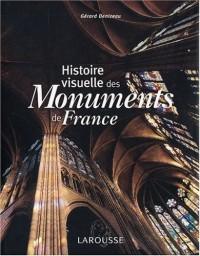 Histoire visuelle des monuments de France