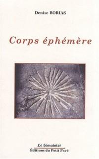 Corps éphémère