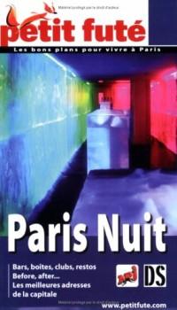 Le Petit Futé Paris nuit