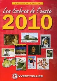 Catalogue mondial des nouveautés 2010 : Tous les timbres émis en 2010