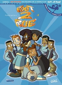 Foot 2 Rue, Tome 10 : Prolongations