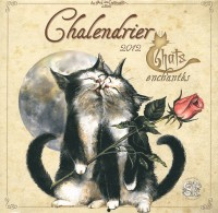 Calendrier 2012 Chats Enchantes
