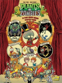 Plants vs Zombies, Tome 9 : Le plus grand cirque d'outre-tombe