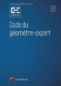 Code du géomètre-expert