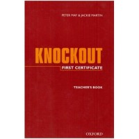 First Certificate Knockout: Workbook and Cassette (without Key)