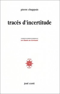 Tracés d'incertitude (non massicoté)