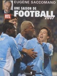 Une saison de Football 2007