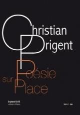Poésie sur place (1CD audio)