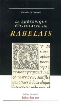 La rhétorique épistolaire de Rabelais