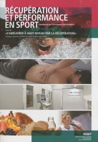 Récupération et performance en sport : S'améliorer à haut-niveau par la récupération