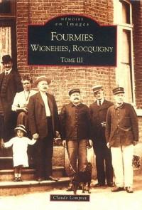 Fourmies Wignehies, Rocquigny : Tome 3