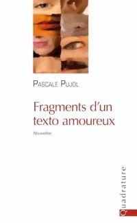 Fragments d'un texto amoureux