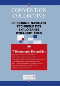3288. Personnel navigant technique des exploitants d'hélicoptères Convention collective