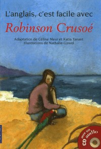 Robinson Crusoé (1CD audio)