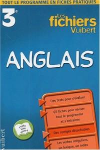 Les fichiers Vuibert, classe de 3e : Anglais