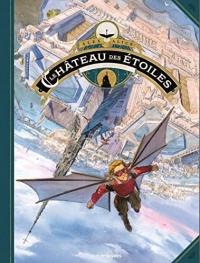 Le château des étoiles Tome 5 : De Mars à Paris (grand format)