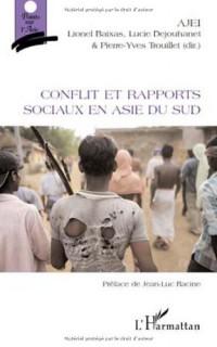 Conflit et rapports sociaux en Asie du Sud
