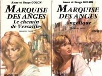 Marquise des anges. en 2 parties