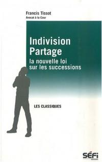Indivision-Partage