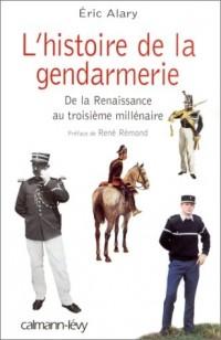 L'histoire de la gendarmerie