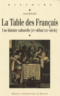 La table en héritage