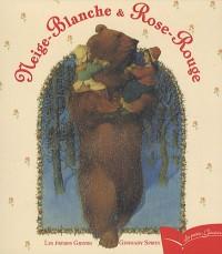 Neige-Blanche et Rose Rouge