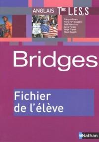 Anglais Tles L,ES,S Bridges : Fichier de l'élève