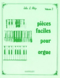 Partition: Orgue vol. 2 pieces faciles