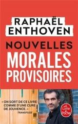Nouvelles morales provisoires [Poche]