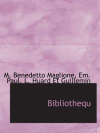 Bibliothequ