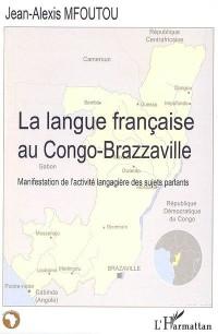 La langue française au Congo-Brazzaville