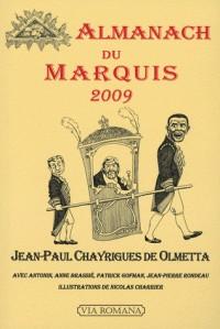 Almanach du Marquis 2009