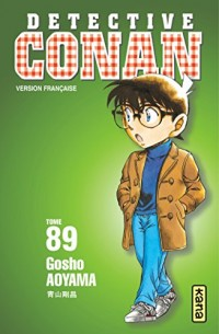 Détective Conan, tome 89