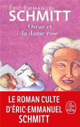 Oscar et la dame rose [Poche]