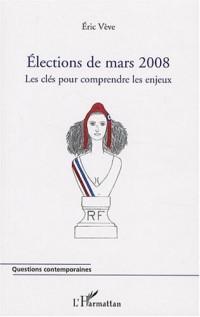 Elections de Mars 2008