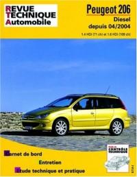 Rta 694.1 Peugeot 206 Diesel 1.4 Hdi 1.6 Hdi 04/2004