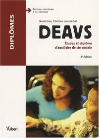 DEAVS : Etudes et diplôme d'auxiliaire de vie sociale