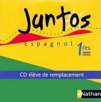 Juntos 1e Toutes Series CD Audio Eleve de Remplacement 2007