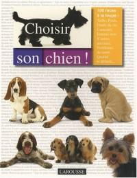 Choisir son chien !