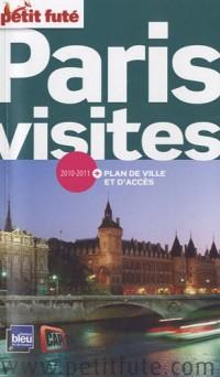 Le petit futé Paris visites