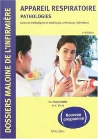 Appareil respiratoire : pathologies : Sciences biologiques et médicales, techniques infirmières
