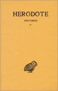 Histoires, tome 4. Melpomène, livre 4
