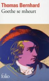 Goethe se mheurt [Poche]