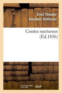 Contes Nocturnes  ed 1856