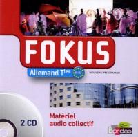 Fokus Term - CD Audio Classe 2012