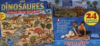 Les dinosaures : Puzzle tapis éducatif