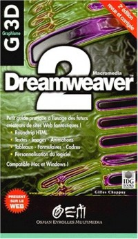 Dreamweaver 2 (poche design)
